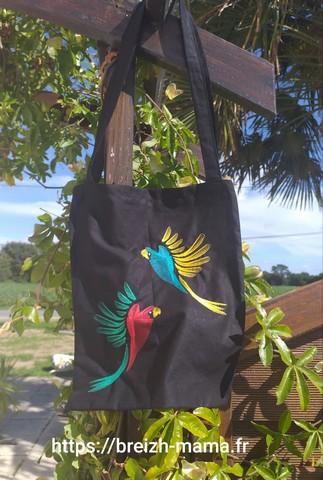 Cadeau Maitresse - Tote bag personnalisé