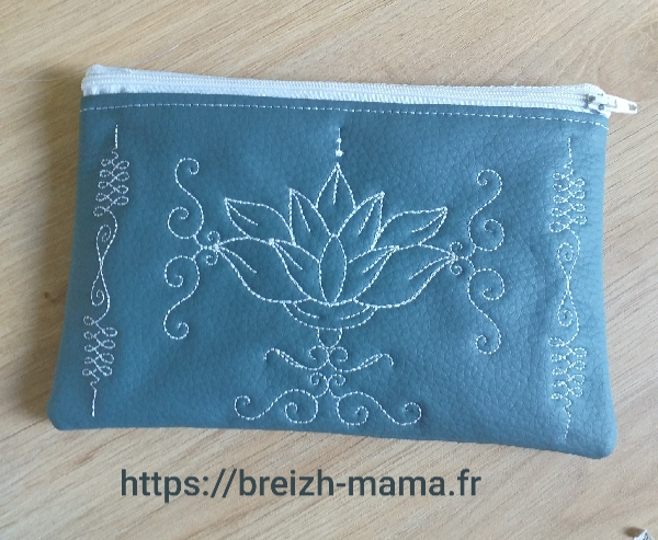 ITH Trousse Lotus