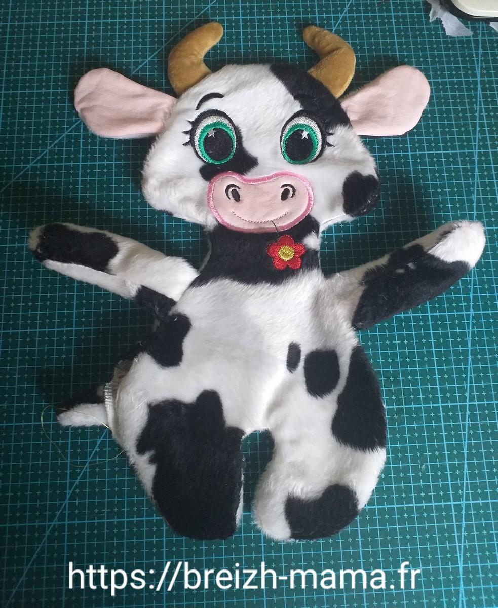 Vache bretonne ITH