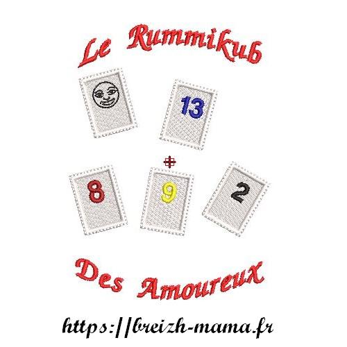 Le Rummikub des amoureux