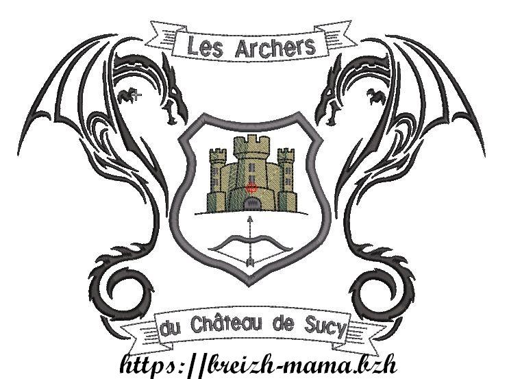 ogo les archers du chateau de sucy