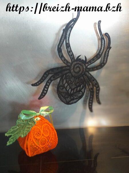 Broderies FSL Halloween